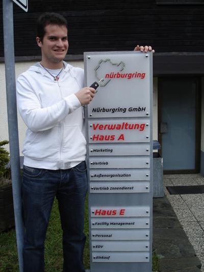 Cartel Nurburgring