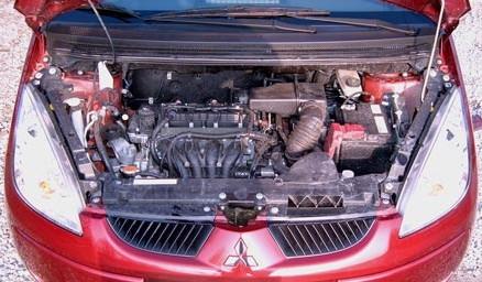 Motor Mitsubishi Colt