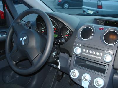 Interior Mitsubishi Colt