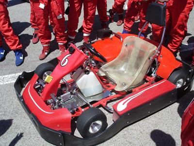 Kart de competicion
