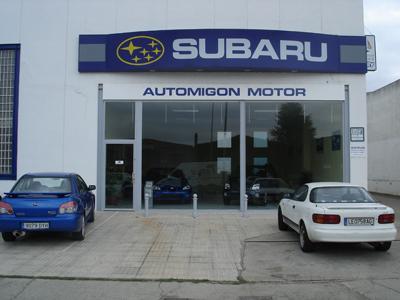 Subaru Impreza WRX 4