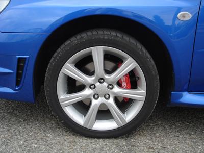 Subaru Impreza WRX 2