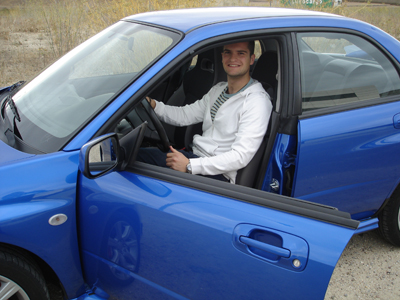 Subaru Impreza WRX 3