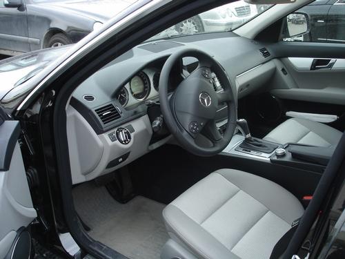 Mercedes C State Interior
