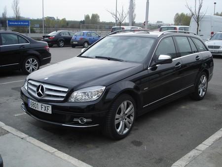 Mercedes C State