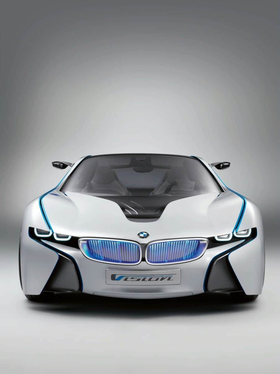 BMW Efficient Dynamic Concept 1