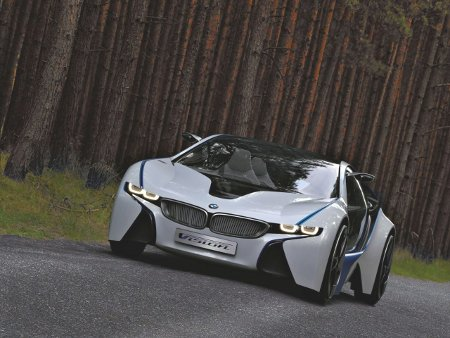 BMW Efficient Dynamic Concept 3