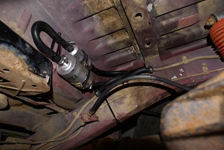 Utilidad de la bomba el ctrica de combustible for Bomba de gasoil electrica