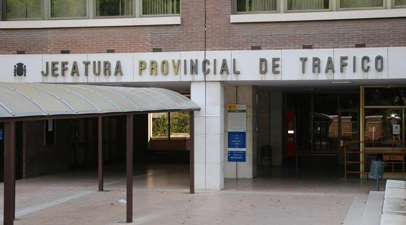 Jefatura provincial de tráfico