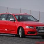 Lateral del Audi S4