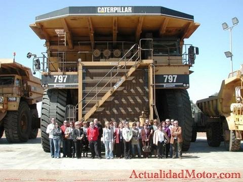 Caterpillar 797 en Almeria [Mio]