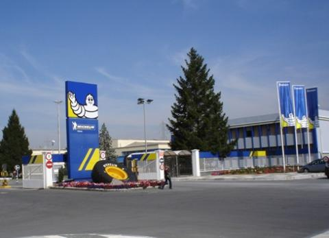 michelin vitoria entrada