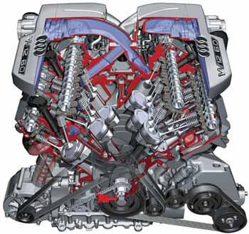 Motor de inyección
