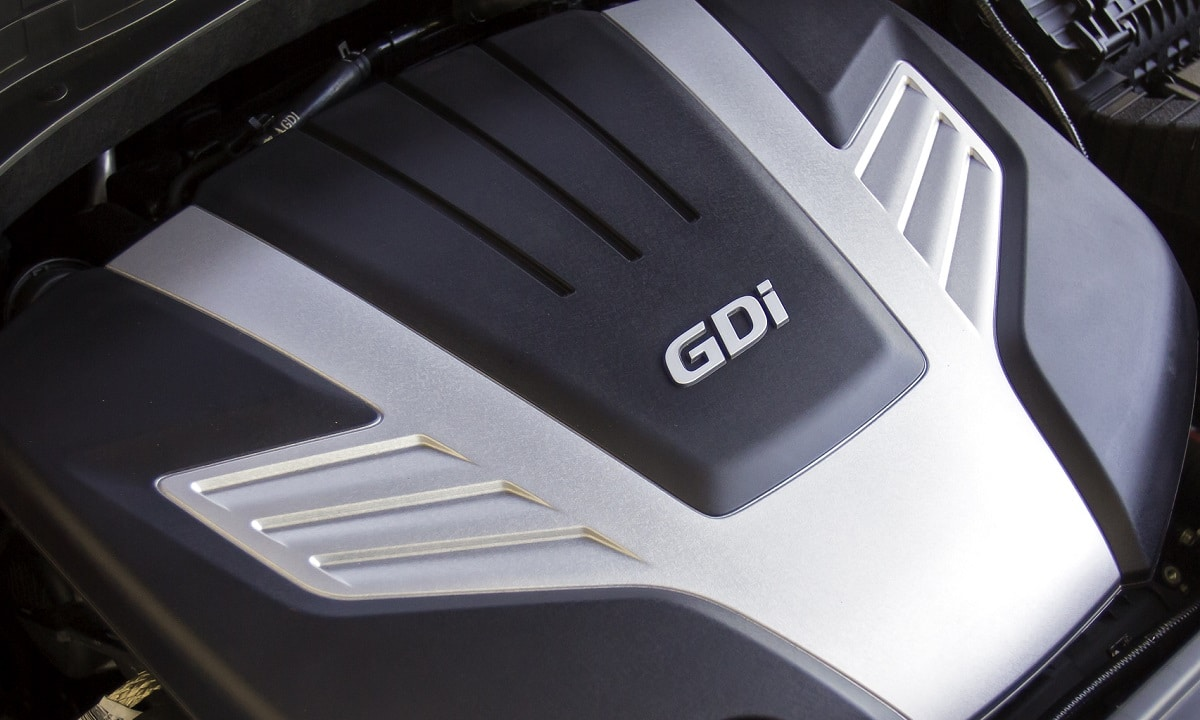 GDI significa Gasoline Direct Inyection o Inyección Directa de Gasolina