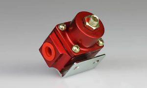 Regulador de presión de combustible