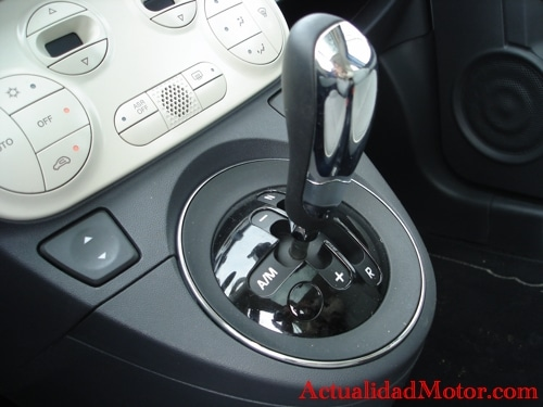Prueba Fiat 500 Dualogic 1 4 16v 100cv Agil Divertido Y Bonito Ii