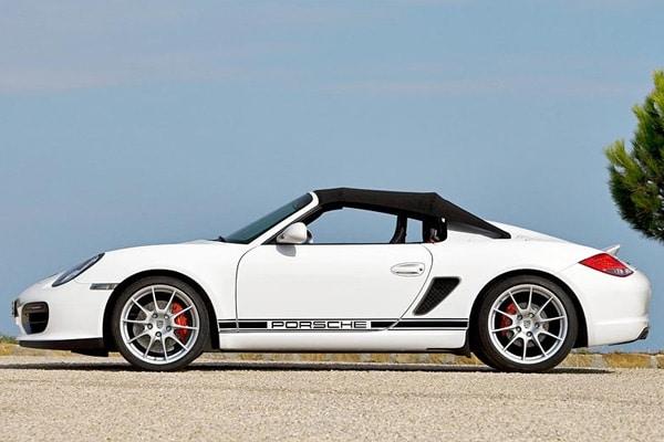 Uno de los modelos Porsche que tendrá chasis aligerado