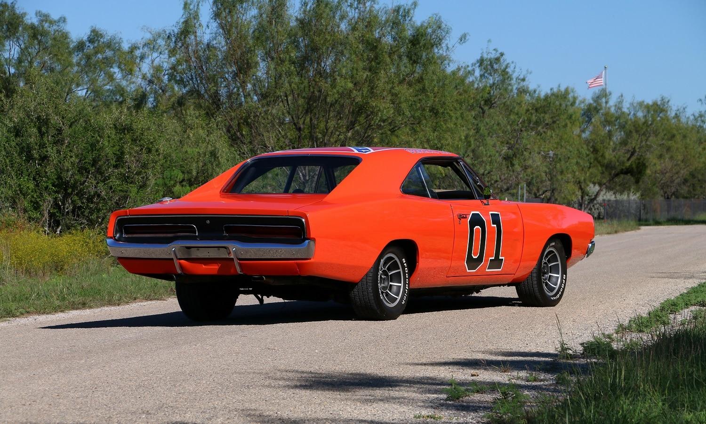 General Lee Dodge Charger R/T v8 HEMI de 1969 de The Dukes ok Hazzard