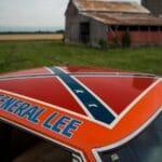 General Lee bandera confederada