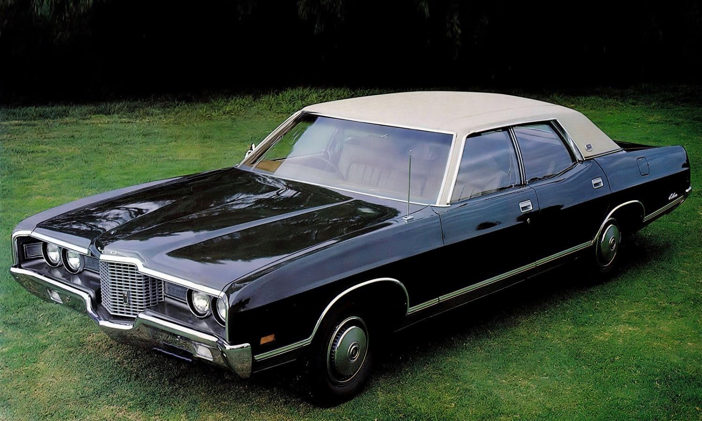 Ford Galaxie Custom 500 (Black Tilly)