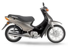 moto Honda Biz