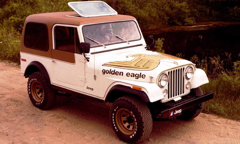Jeep CJ7 (El Dixie) de The Dukes of Hazzard