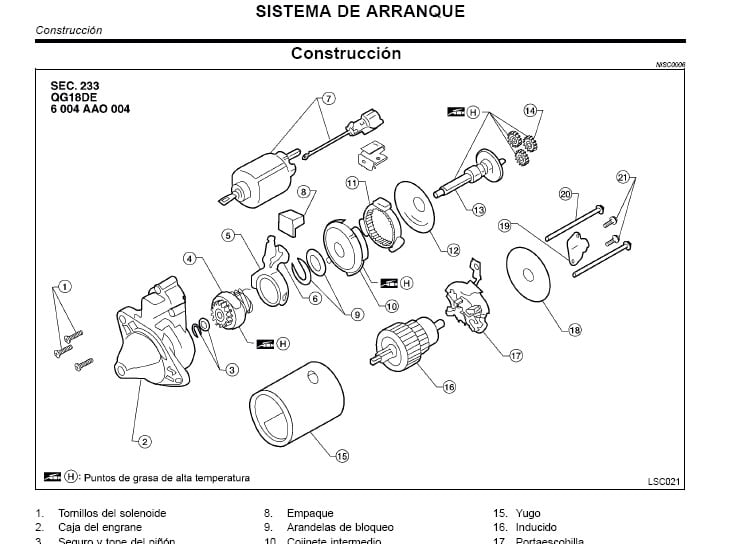 manuales nissan
