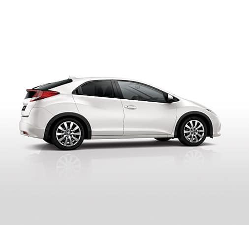 lateral nuevo Honda Civic