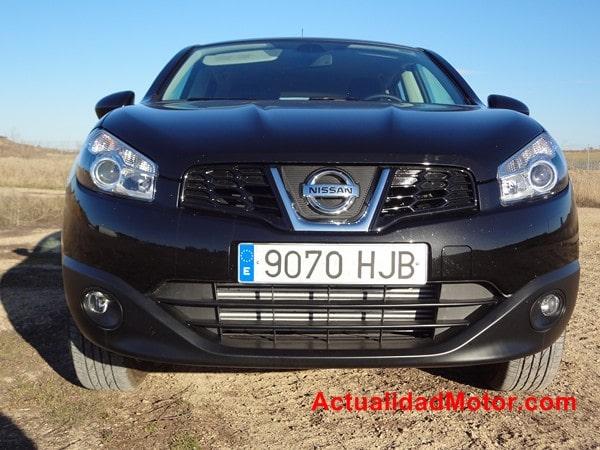 Nissan Qashqai 2012 Acenta