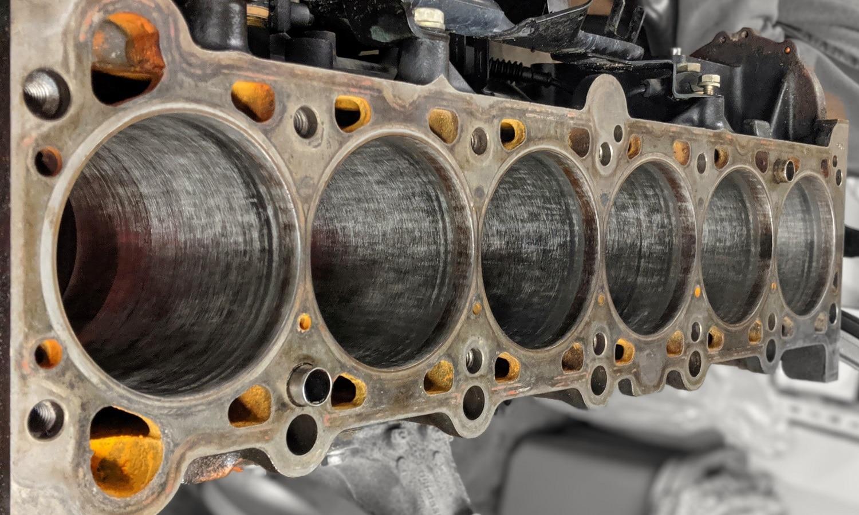 El bloque motor es la pieza más importante del coche
