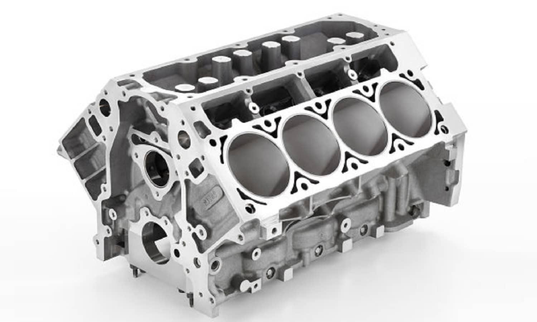 El bloque motor