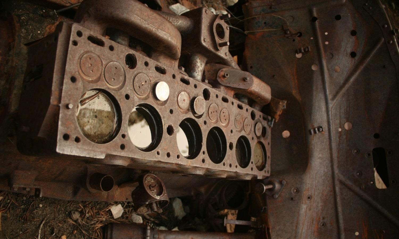 Bloque motor de hierro