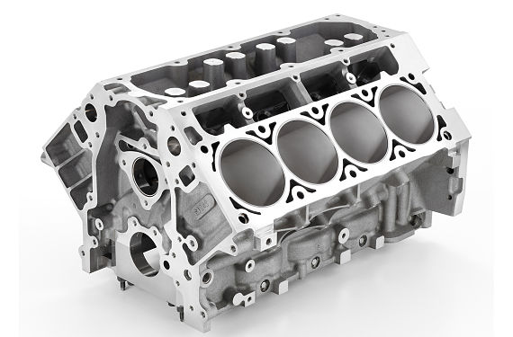 El bloque motor es una de las partes más importantes del motor