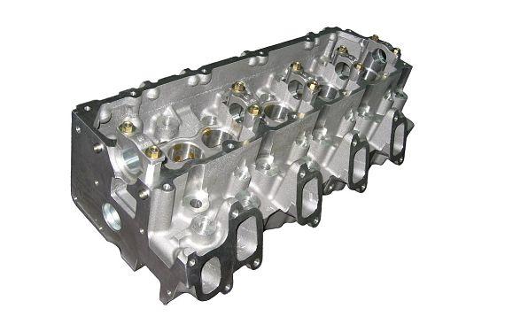 La culata es el elemento con mayor complejidad a la hora de diseñar un motor