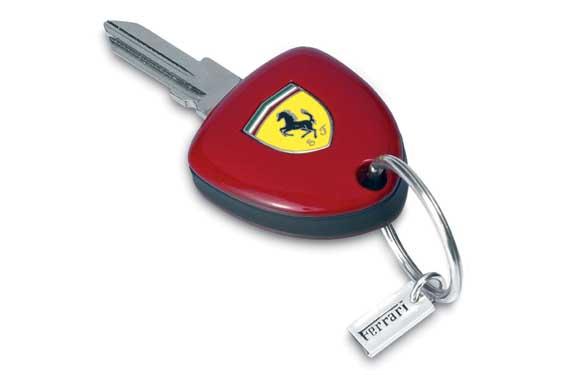 llave de coche