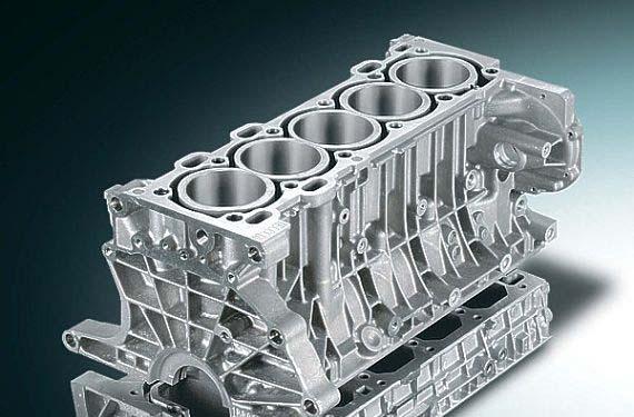 Los motores en línea son los más extendidos en la actualidad