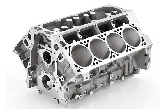 Los motores en V están menos extendidos, pero son más equilibrados y refinados