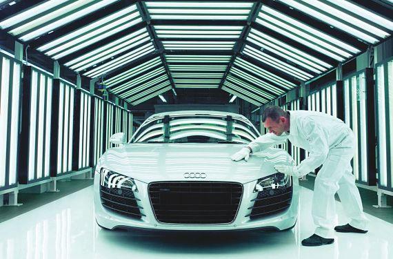 El proceso de pintado protege el vehículo contra la oxidación y le da un factor estético