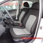 Seat Ibiza 2012 asiento