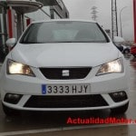 Seat Ibiza 2012 nuevo frontal