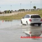 Mercedes AMG drifting