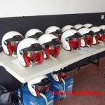 Cascos de Fibra de Carbono para la máxima seguridad