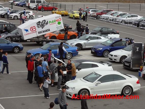 Track Day 8000 vueltas Circuito Los Arcos