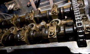 Ruido de los taqués hidráulicos del motor