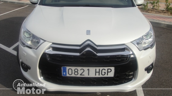 Citroën DS4 frontal
