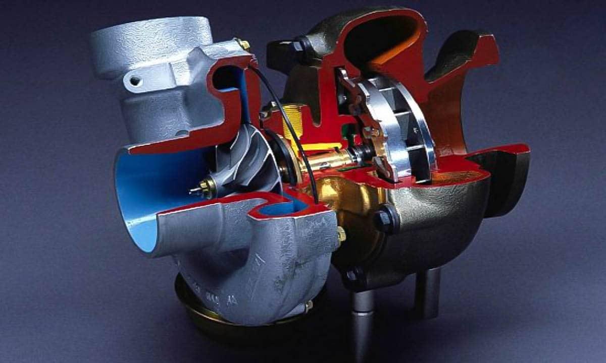 Interior de un turbo