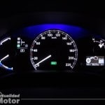 Lexus Ct 200h 2013 cuadro de mandos