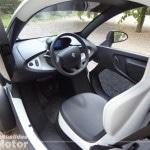 Interior Renault Twizy