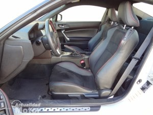 Asientos Subaru BRZ Premium