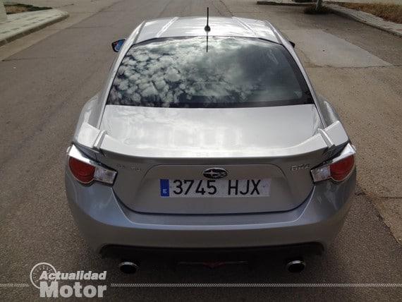 Prueba Subaru BRZ Premium